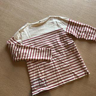 ムジルシリョウヒン(MUJI (無印良品))のMUJI 定番ボーダーロンT(Tシャツ/カットソー(七分/長袖))