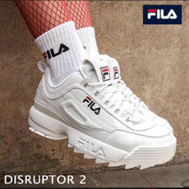 FILA(フィラ)の🎀FILA スニーカー🎀 レディースの靴/シューズ(スニーカー
