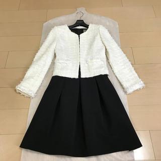 フォクシー(FOXEY)のフォクシー♡Vanilla Whipジャケット(ノーカラージャケット)