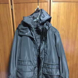 ジーユー(GU)のGU  メンズコート  Sサイズ(ピーコート)