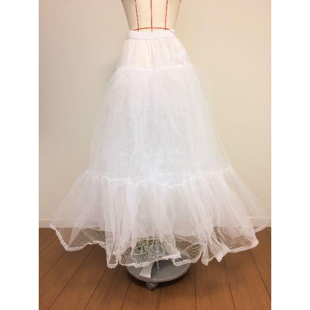 瑞季様専用ページ Aラインパニエ レディースのフォーマル/ドレス(ウェディングドレス)の商品写真