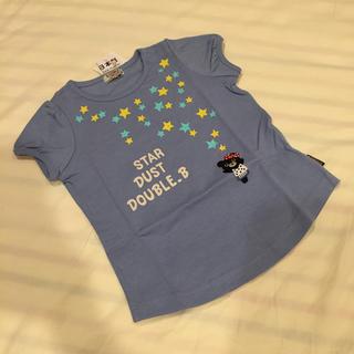 ミキハウス(mikihouse)の専用 スターダストTシャツとリーナハーフパンツ(Tシャツ/カットソー)