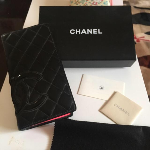 CHANEL(シャネル)のCHANEL手帳  確実本物 レディースのレディース その他(その他)の商品写真