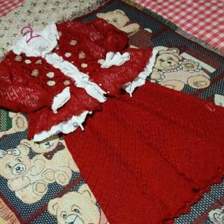 ピンクハウス(PINK HOUSE)のピンクハウス♡レース編みが可愛くてお洒落♪麻のライトニットのセットアップ♪(セット/コーデ)