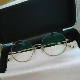 ゾフ(Zoff)のzoff 丸メガネ 伊達眼鏡(サングラス/メガネ)