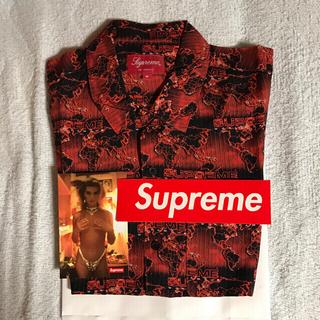 シュプリーム(Supreme)のsupreme world famous rayon shirt 今日迄価格(シャツ)