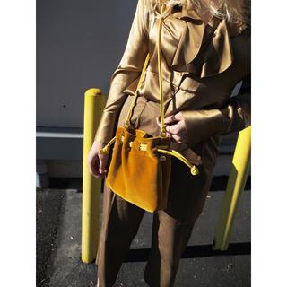 クレアヴィヴィエ(CLARE VIVIER)のclere vivie クレア ヴィヴィエ Henri  Bag  巾着 バッグ(ショルダーバッグ)