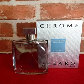 アザロ(AZZARO)の◇新品◇アザロクローム◇オードトワレ(香水(男性用))