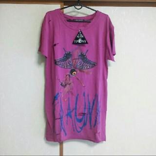 オルターべノム(ALTER VENOMV)の新品 オルターベノムダメージ初期Tシャツ(Tシャツ/カットソー(半袖/袖なし))