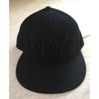 40oz NYC snapback(キャップ)