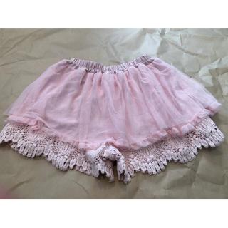 ジーユー(GU)の120・キュロットスカート(スカート)