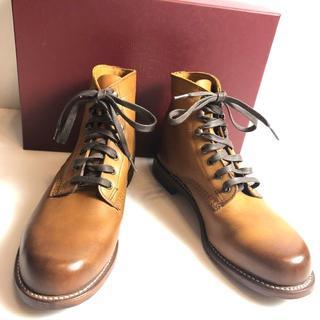 ウルヴァリン(WOLVERINE)の美品◆ウルヴァリン 1000 MILE CENTENNIAL ブーツ US7(ブーツ)
