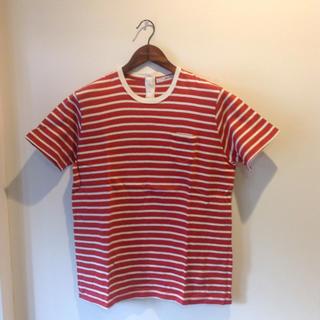 エフィレボル(.efiLevol)の.efilevol ボーダーTシャツ(Tシャツ/カットソー(半袖/袖なし))