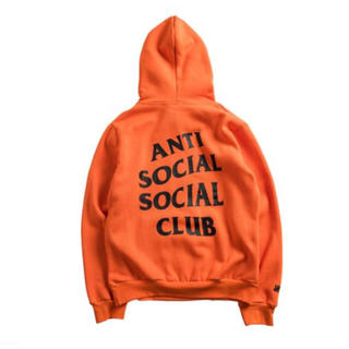 アンチ(ANTI)のANTI SOCIAL SOCIAL CLUB(パーカー)