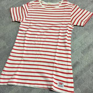 ドゥファミリー(DO!FAMILY)のボーダーTシャツ(Tシャツ(半袖/袖なし))