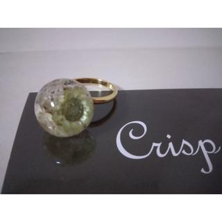 クリスプ(Crisp)のCrisp ナカムラコウボウ 指輪 リング 送料込み 新品(リング(指輪))