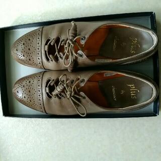 ショセ(chausser)のchausser ショセ 靴 サイズ37(23.5cm)(ローファー/革靴)