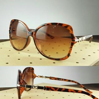 ファッションサングラスBT-V1263-1 ブラウンデミ/ブラウンハーフ(サングラス/メガネ)