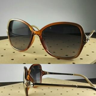 ファッションサングラスBT-V11255-1 ブラウン/スモークハーフ 女子(サングラス/メガネ)