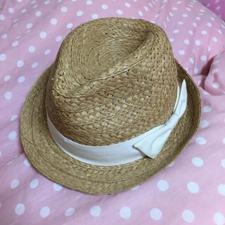 0d1607cc399b3e ハニーズ リボン 麦わら帽子(レディース)の通販 11点 | HONEYSの ...