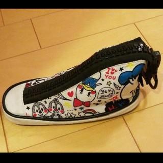【ディズニー】 靴がたペンケース