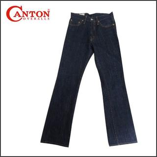 キャントン(Canton)の濃紺!CANTON/キャントン☆デニムパンツLot571 ブーツカット(デニム/ジーンズ)