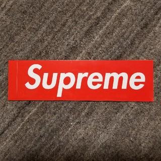 シュプリーム(Supreme)のsupreme box logo sticker ステッカー(その他)