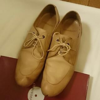 ショセ(chausser)のchausser ショセ レースアップシューズ(ローファー/革靴)