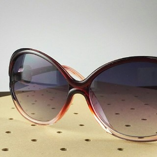 おしゃれサングラス レッド/ピンクBT-V9456-1 UVカット レディース(サングラス/メガネ)