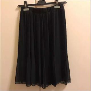 シマムラ(しまむら)のしまむら プリーツスカート(ひざ丈スカート)