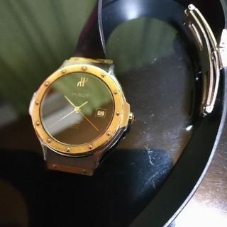 ウブロ(HUBLOT)のHUBLOT ウブロ MDM 腕時計(腕時計)