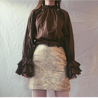エディットフォールル(EDIT.FOR LULU)の限定値下げ MALION vintage  古着 ミニスカート(ミニスカート)