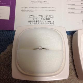 ニワカ(俄)の4月30日まで 俄 ことのは 9号 婚約指輪(リング(指輪))