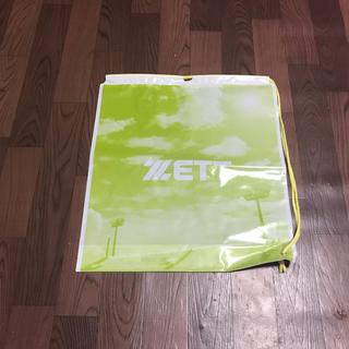 ゼット(ZETT)のゼット ショップ袋 ショッピングバック ナップサック 巾着 デイバッグ カバン (その他)