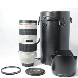 キヤノン(Canon)の新品級 Canon キャノン EF 70-200 F2.8l USM (レンズ(ズーム))