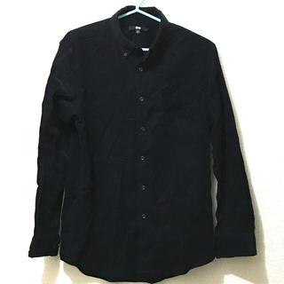 ユニクロ(UNIQLO)のフロッキーシャツ(シャツ)