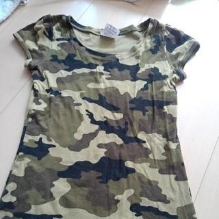 シレーヌマーメイド(sirenemermaid)の迷彩柄 シャツ シレーヌマーメイド(Tシャツ(半袖/袖なし))