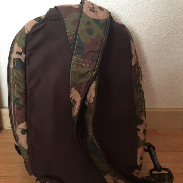 rough(ラフ)のドクロ柄斜めがけバッグ レディースのバッグ(その他)の商品写真