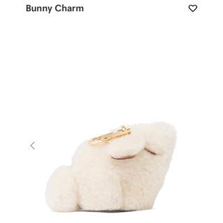 ロエベ(LOEWE)のLOEWE ロエベ 18SS bunny charm ウサギ チャーム 未使用(キーケース)