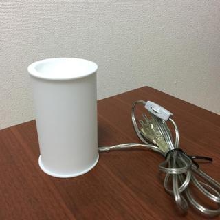 ムジルシリョウヒン(MUJI (無印良品))の無印良品 アロマランプ(アロマポット/アロマランプ/芳香器)