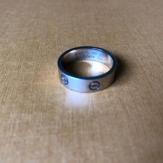 カルティエ(Cartier)のカルティエ ラブリング#61(リング(指輪))