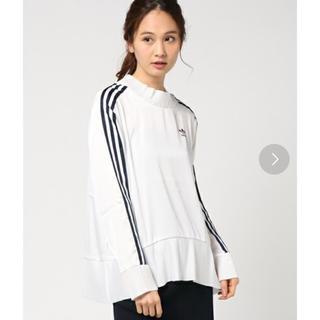 アディダス(adidas)のadidas アディダス 長袖トップス(Tシャツ(長袖/七分))