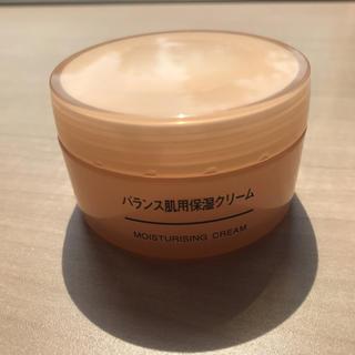 ムジルシリョウヒン(MUJI (無印良品))の無印 バランス肌用保湿クリーム(乳液 / ミルク)