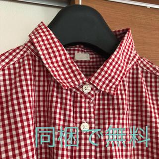ジーユー(GU)のGU☆Lサイズ(シャツ/ブラウス(半袖/袖なし))