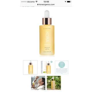 コーラオーガニックス(KORA Organics)のKora noni glow face oilノニ美容オイル5ml(フェイスオイル / バーム)