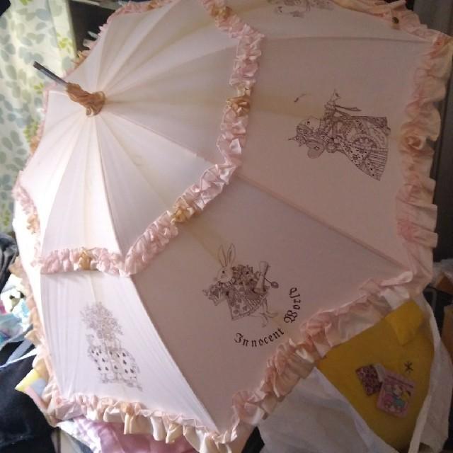 Innocent World(イノセントワールド)の難有りイノセントワールド トランプアリスアンブレラ レディースのファッション小物(傘)の商品写真