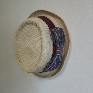 ヴィヴィアンウエストウッド(Vivienne Westwood)の*麦わら帽子三点セット*(麦わら帽子/ストローハット)