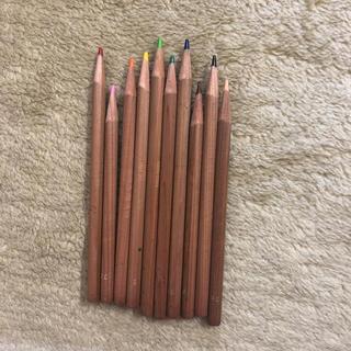 ムジルシリョウヒン(MUJI (無印良品))の無印 色鉛筆 10色(色鉛筆 )