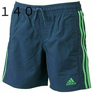 アディダス(adidas)の新品 adidas 水着 ジュニア 男の子 140サイズ(水着)
