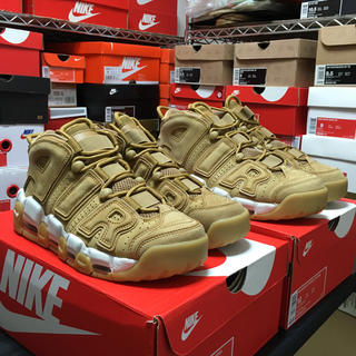 ナイキ(NIKE)のUS9.5 NIKE AIR MORE UPTEMPO 96 PREMIUM(スニーカー)